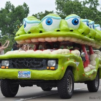Wacky and Wonderful Art Cars www.segmation.com