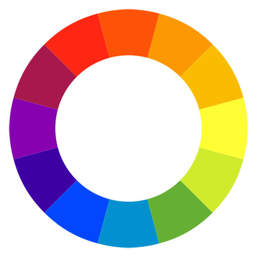 Just because it is a color wheel doesn t mean that it is a good accurate color wheel you - Le cercle chromatique ...