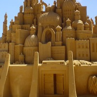 From Sand Castles to Sand Sculptures