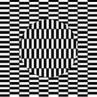 Optical Illusions Create Art and Provoke Thought