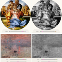 The Importance of Color Vision and Art