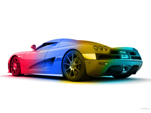 Car colors: An Artistic Expression?