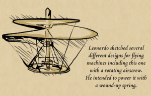 The Creative, Artistic and Inventive Mind of Leonardo da Vinci