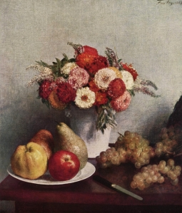 French Floral and Portrait Painter - Henri Fantin-Latour