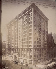 Old Stock Exchange Building, Cornell University