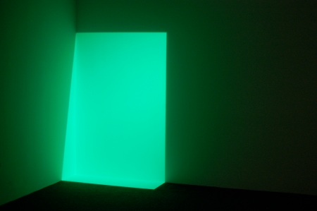 Turrell does it right with Light Creates Space, Color, Perception and  Art