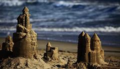 Summer Sand Castle Challenge