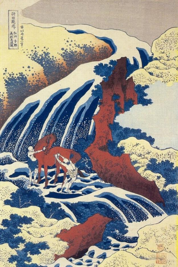 Katsushika Hokusai - Creative Japanese Artist