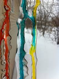 Color Icicles without going outside