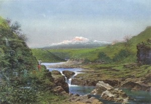 Wailuku Falls - Hilo