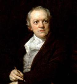 Emulate the Romantic Style of William Blake