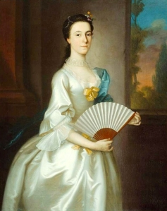 The Style and Poise of a Colonial American Portrait Painter