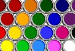 Psychology of Color - Segmation Digital Art Game